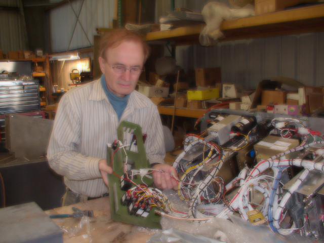Steve Wightman circa 2009