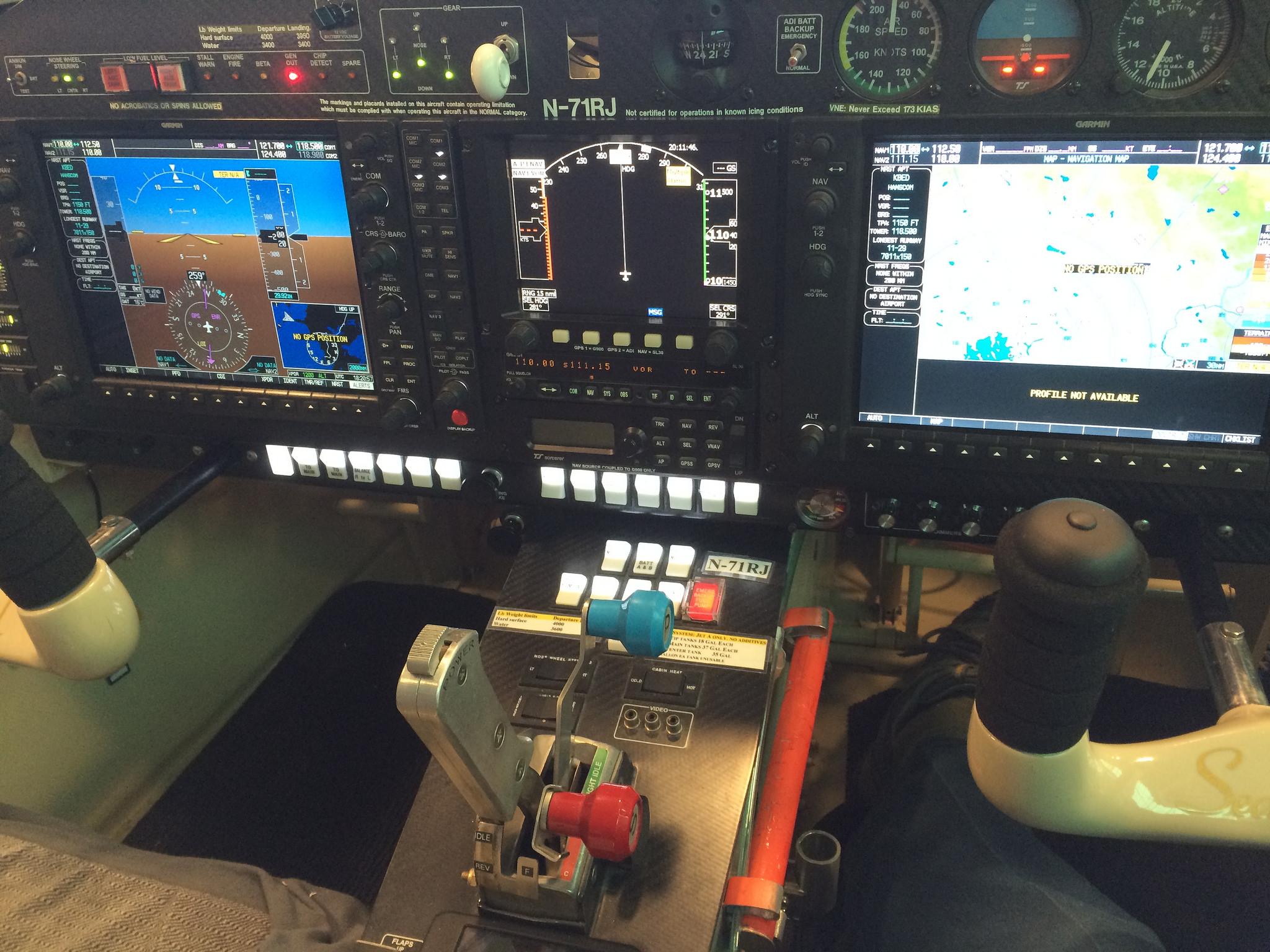 Garmin Avionics Suite